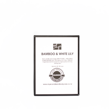 Load image into Gallery viewer, Bamboo White Lilly - Soy Candle (4oz) - Floral delight