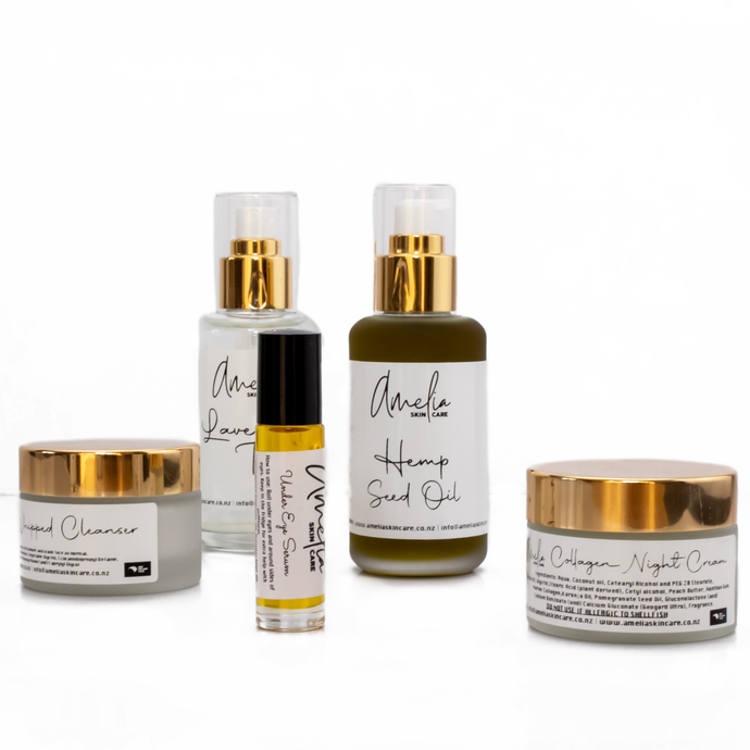 Delightful Skin Care Combo- Set of 5, a value buy!