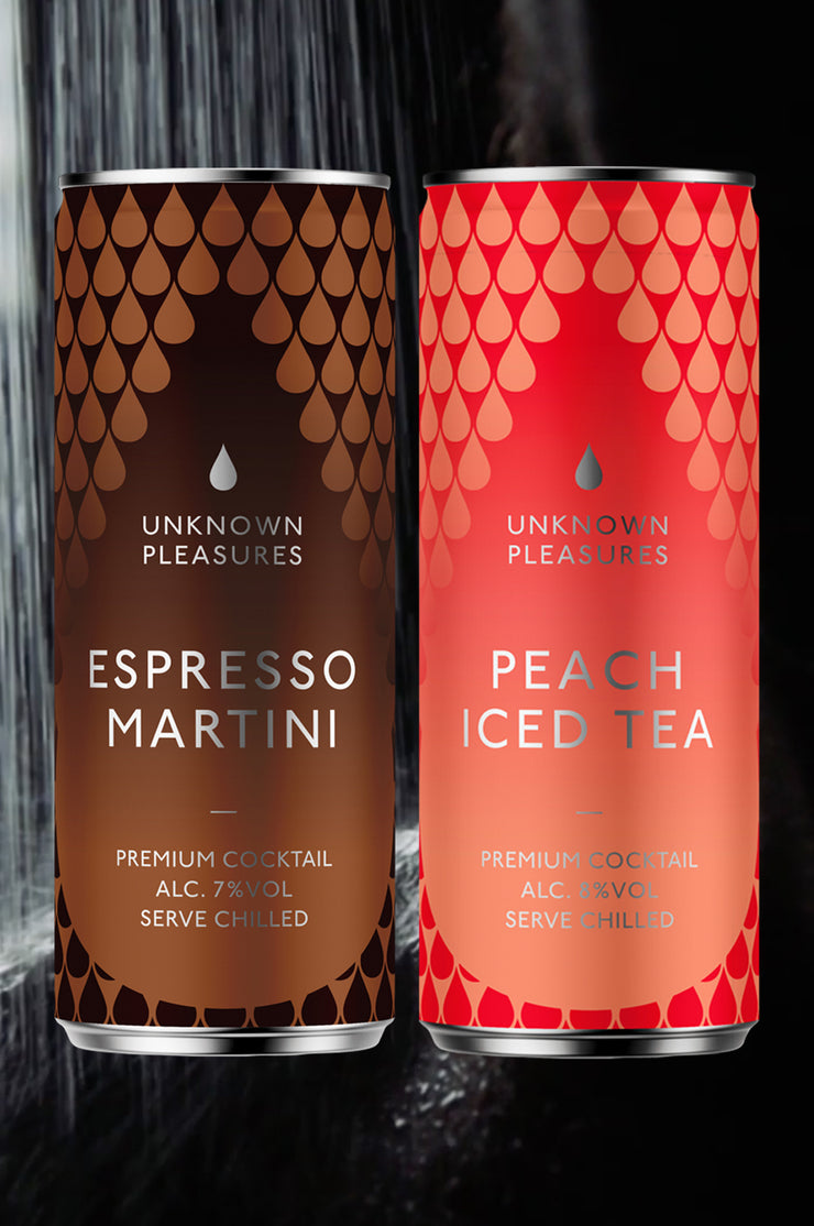 ESPRESSO MARTINI & PEACH ICED TEA