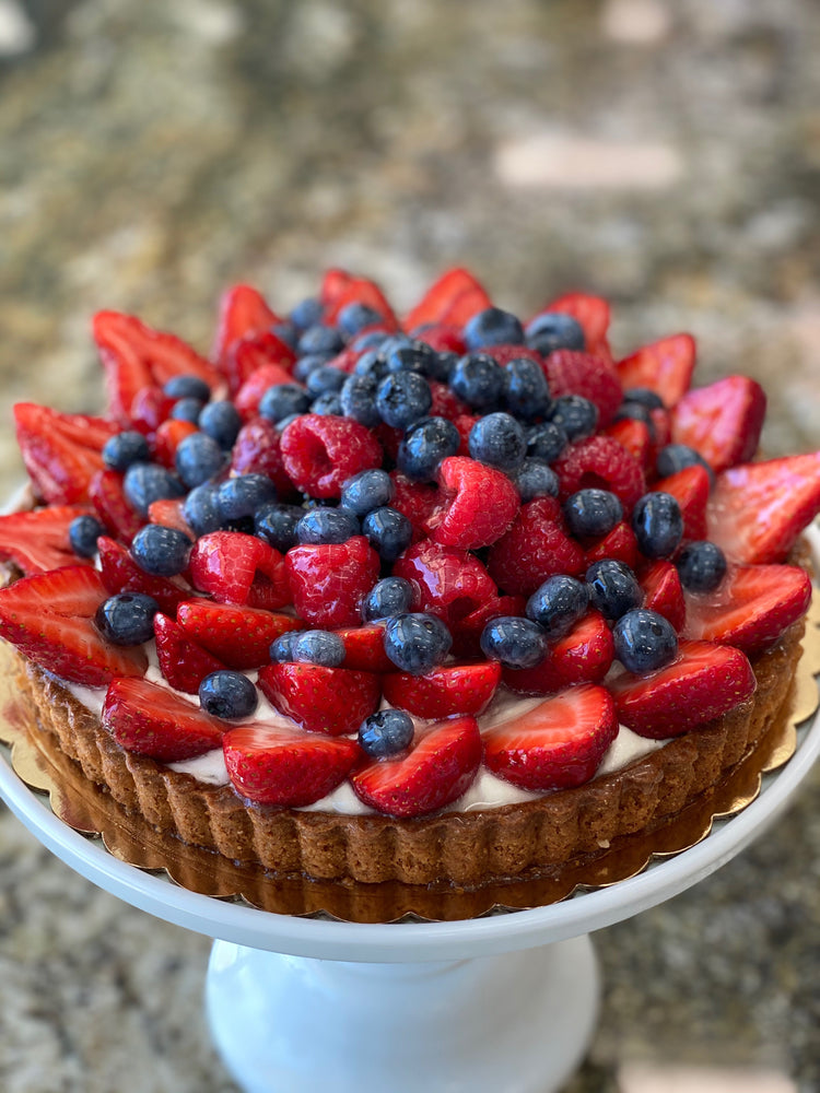Load image into Gallery viewer, Berry Tart