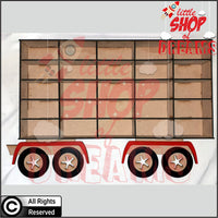 Toy Car Display Extra Trailer - Type 02