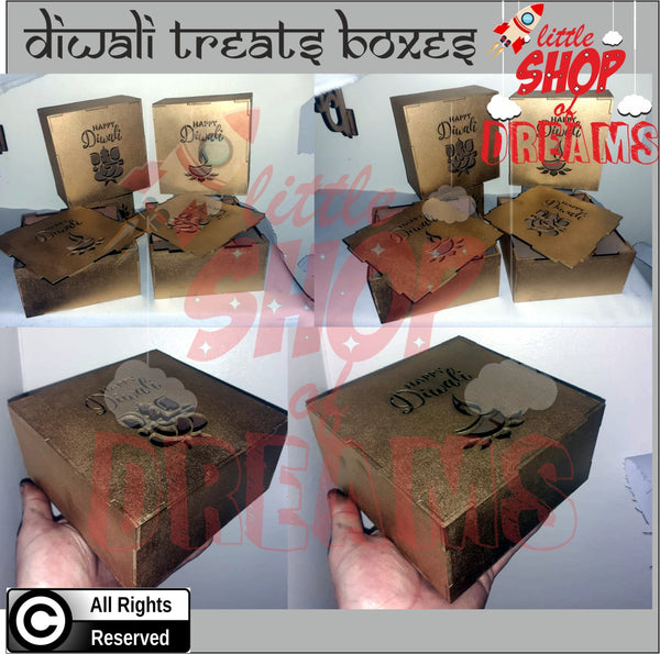 Diwali Treat Boxes