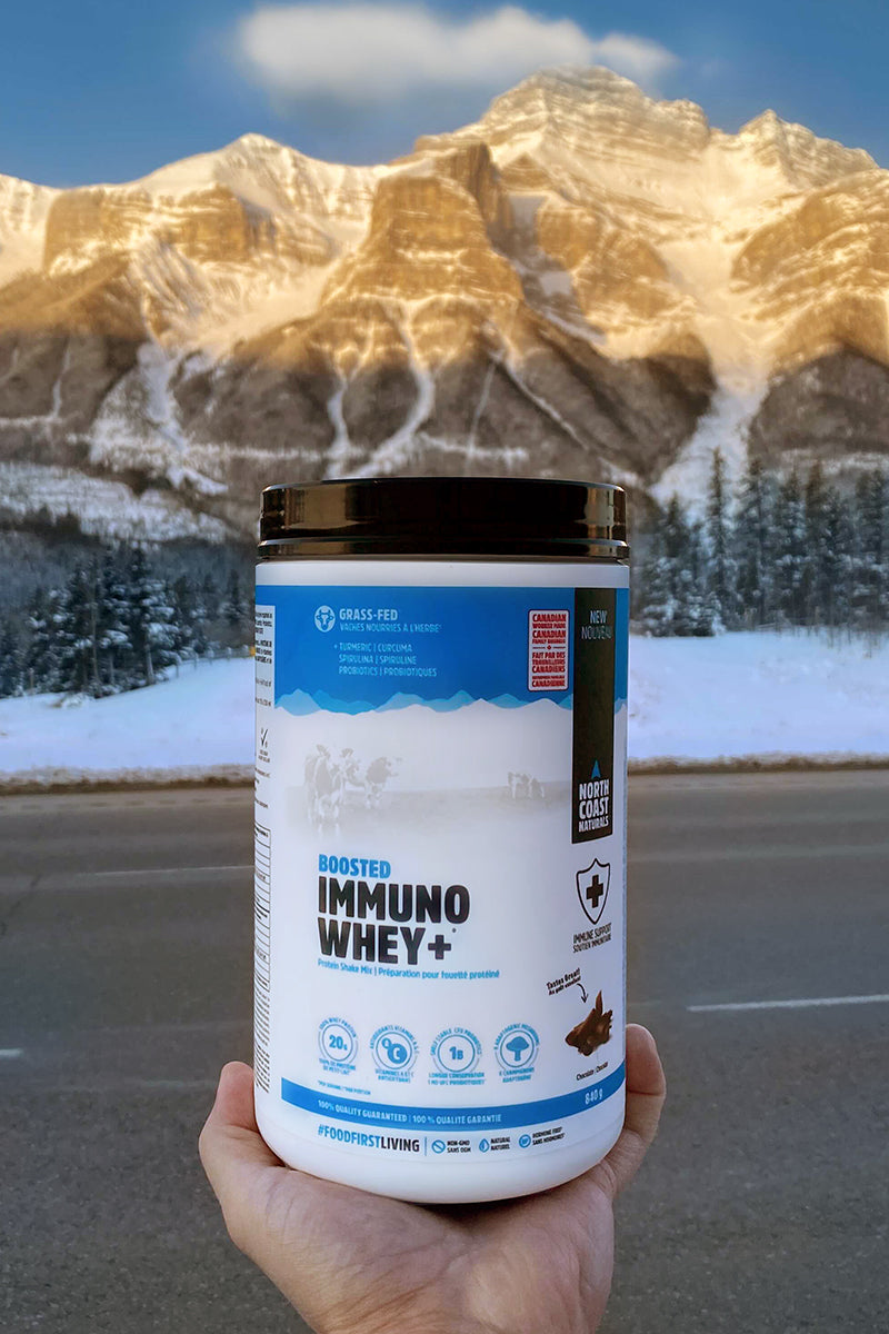 Discovering Whey Protein
