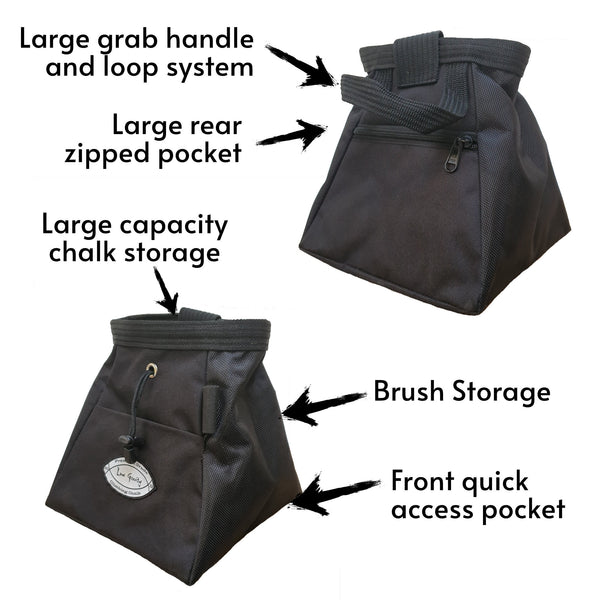 Low Gravity Climbing bag or bouldering bucket