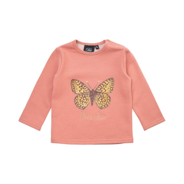 Sofie Schnoor sweater - Dusty rose