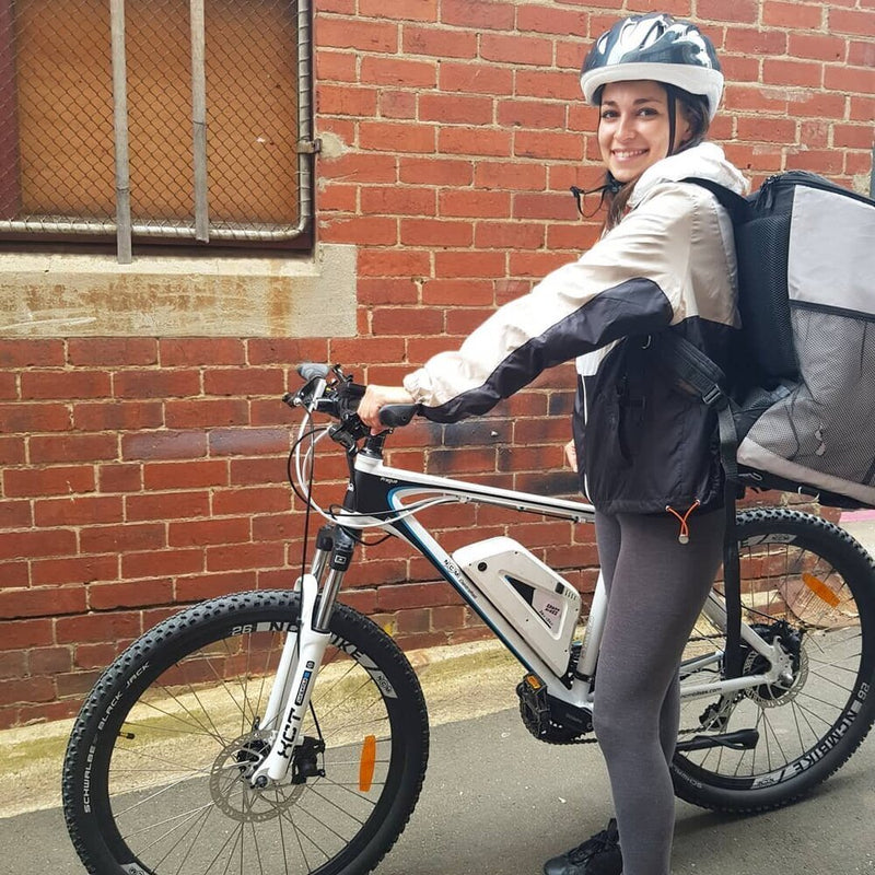 Spark Bikes vs Zoomo. The best ebikes for couriers