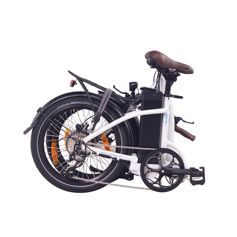 NCM Paris+ Folding E-bike