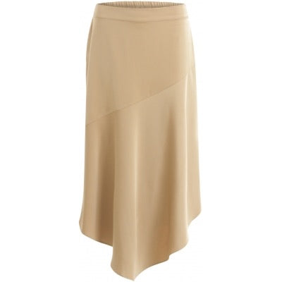 Skirt with bias cut - 204-4450