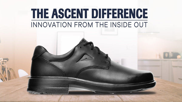 Ascent shoes: Built to last without compromising on comfort. - Lim's School Shoes - Learn about school shoes from Lims school shoes in singapore