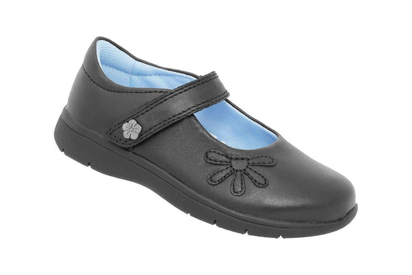 Ascent - Trista - Lim's School Shoes -Boys and girls school shoes .Available in black and white. Leather and sport