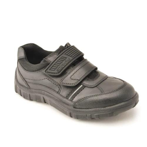 Start-Rite - Luke - Lim's School Shoes -Boys and girls school shoes .Available in black and white. Leather and sport