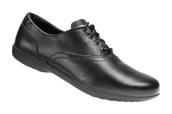 Ascent - Jade - Lim's School Shoes -Boys and girls school shoes .Available in black and white. Leather and sport
