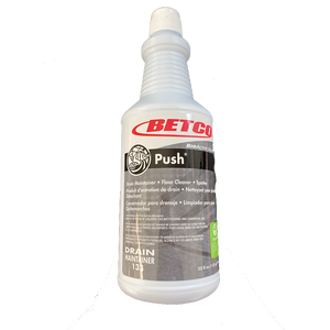 Betco Push Drain Maintainer - 12/Case