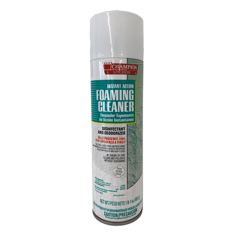 Champion Foaming Cleaner - 12/Case