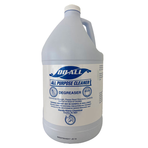 Do-All Cleaner/Degreaser - 4/Case