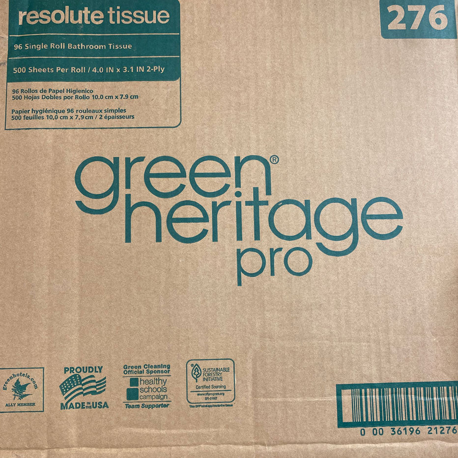 Green Heritage Pro #276 - 96/Case