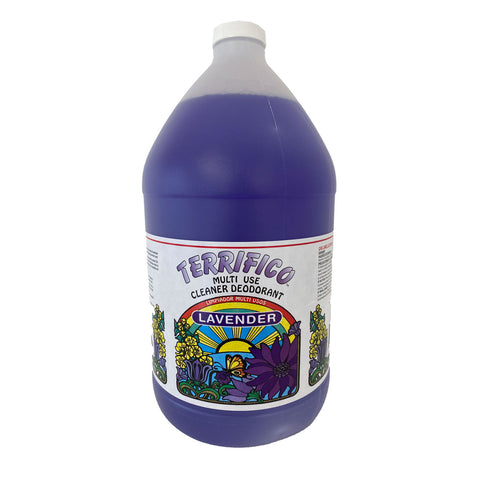 Terrifico Lavender Cleaner - 4/Case