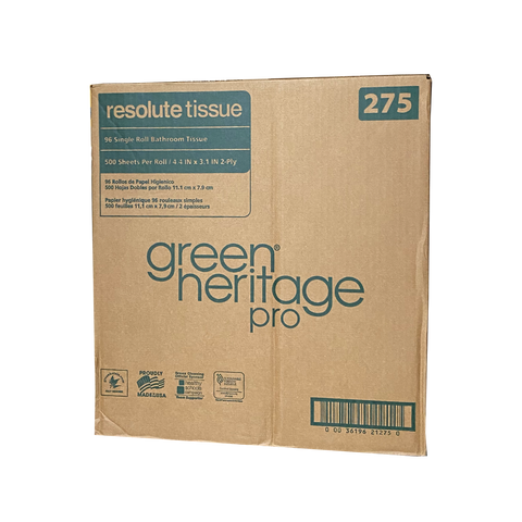 Green Heritage Pro Case #275