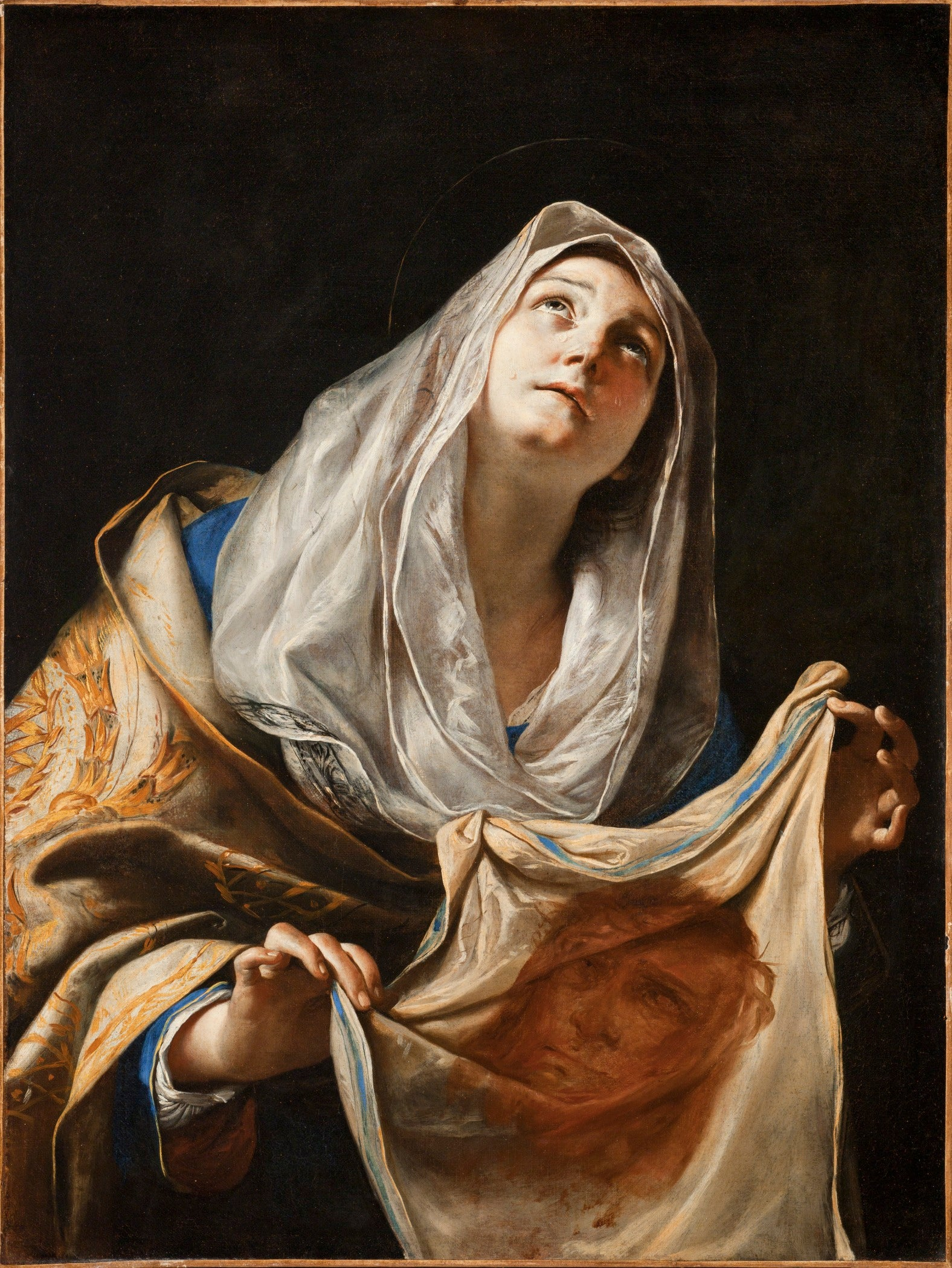 Saint Veronica - an example of Christian piety