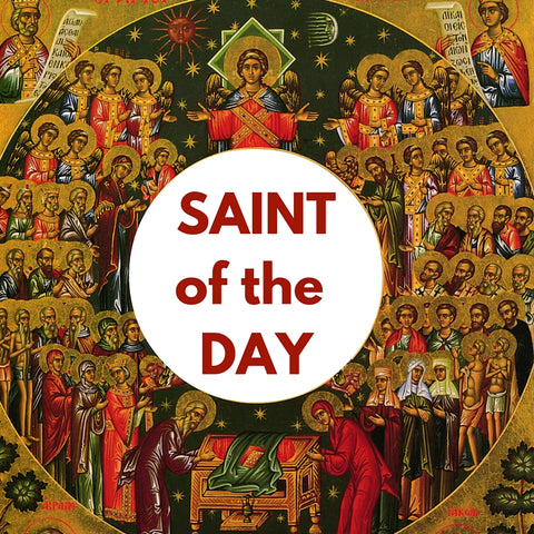 American Catholic Saint of the Day