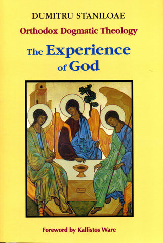 The Experience of God, Vol. 1: Revelation and Knowledge of the Triune God
