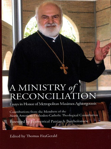 A Ministry of Reconciliation