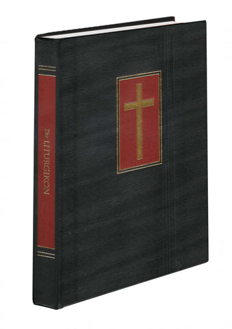 The Liturgikon (Narthex Press)