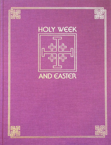 Holy Week and Easter - Altar Edition