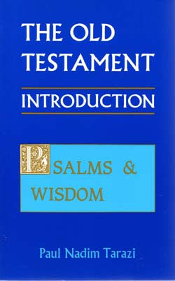 Old Testament Introduction, Vol. III: Psalms and Wisdom