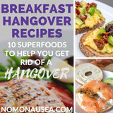 how to get rid of a hangover naturally
