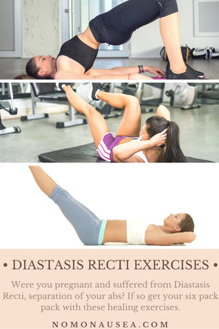 Diastasis Recti Workout