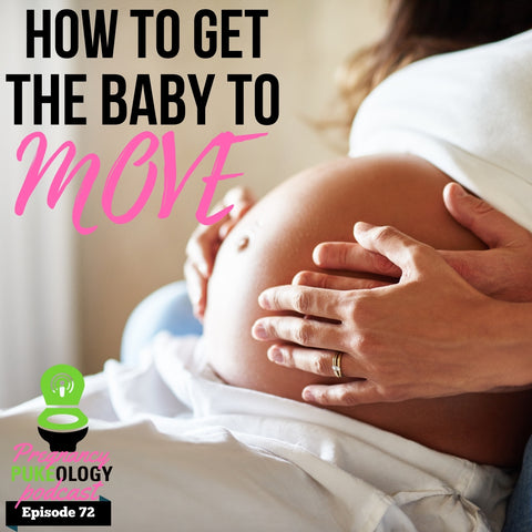 how to get the baby to move in utero