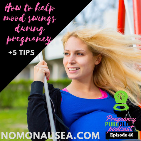 how to help mood swings during pregnancy