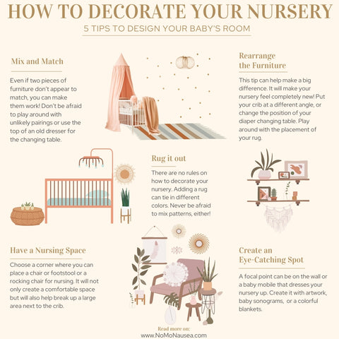 Baby Nursery Ideas & Inspiration for Gender Neutral Baby Rooms