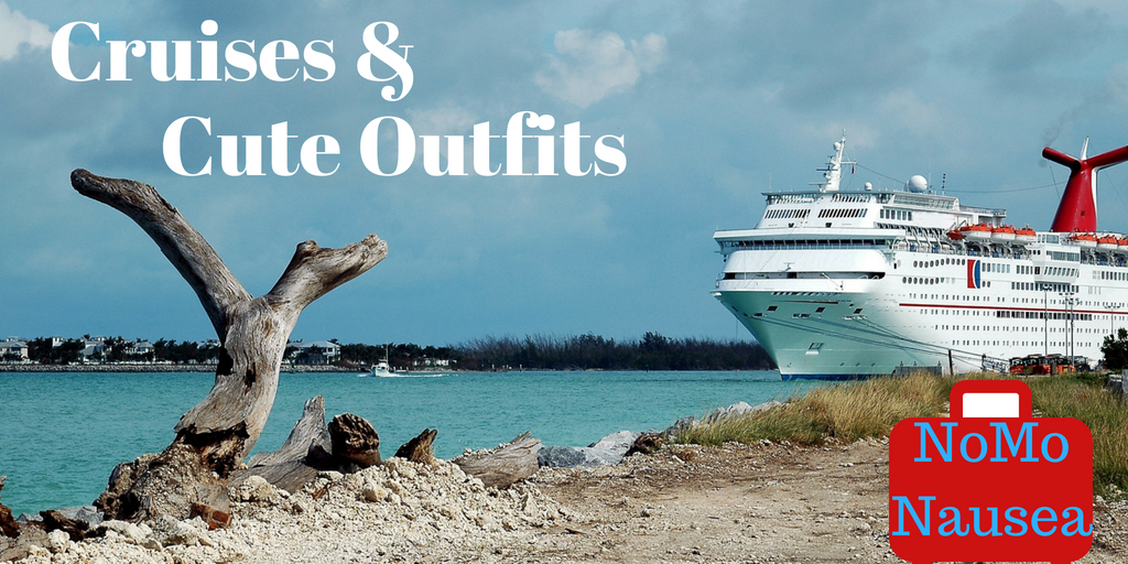 Clothes and Outfit Ideas for your next MSC Cruise: Packing