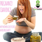 why do pregnant women crave pickles