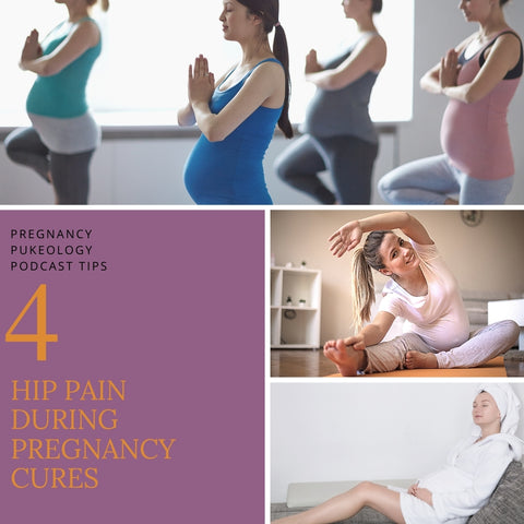 Best ways to cure hip pain during pregnancy