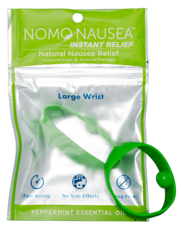 Green Home Remedies for Nausea in Adult Wrists Sizes- Set of 2