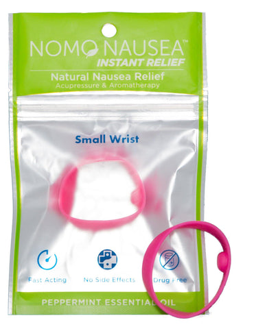 "Pink Small Wrists (3.25""-6.25"") Set of 2"