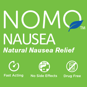 NoMo Nausea Instant Relief Soothing Cool Peppermint Scent Bands (2 pack) -  NoMoNauseaBand