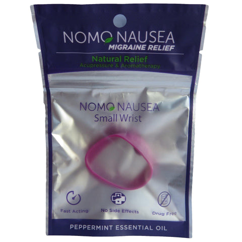 "NoMo Migraine Relief Band Small Wrist (3.5-6.2"")"