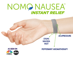 No more morning sickness relief band