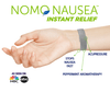 NoMo Nausea Relief Bands (Pair)