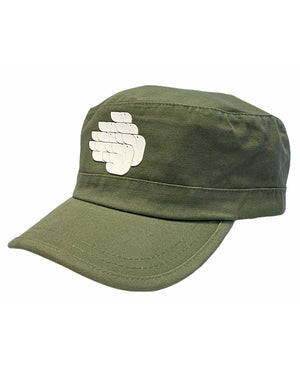DOVES SWEDISH DOVES MILITARY CAP KHAKI