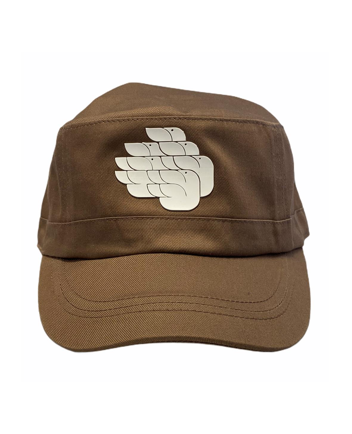 DOVES MILITARY CAP SWEDISH DOVES CHESTNUT