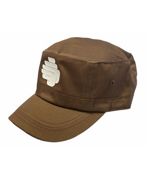 Open image in slideshow, DOVES MILITARY CAP SWEDISH DOVES CHESTNUT