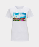 Glitched Arc 2019 Event Ladies T-Shirt