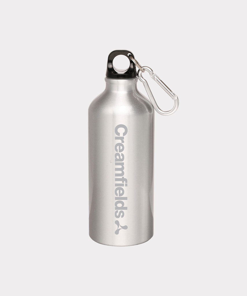 Creamfields Aluminium Water Bottle