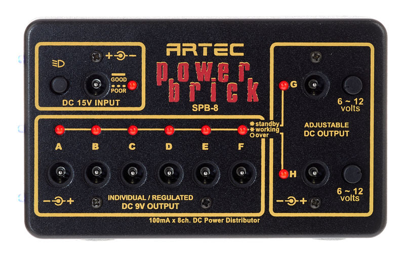 Artec Power Brick