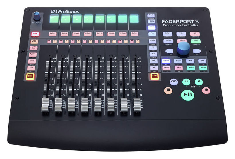 Presonus Control Surface